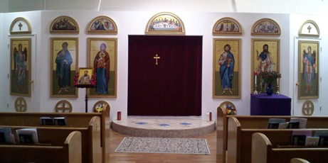 Welcome to Our Parish Website   St  Andrew Greek Orthodox Church